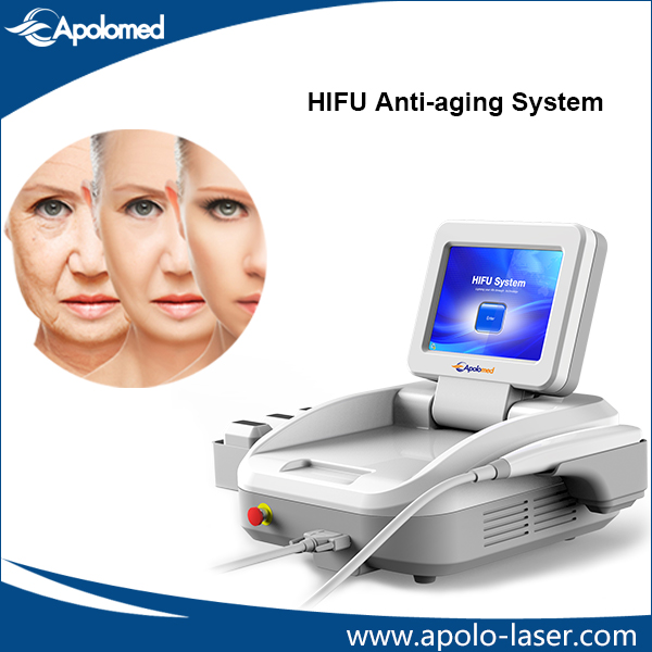 Wrinkle Removal and Body Sculpture High Intensity Focused Ultrasound Hifu Machine