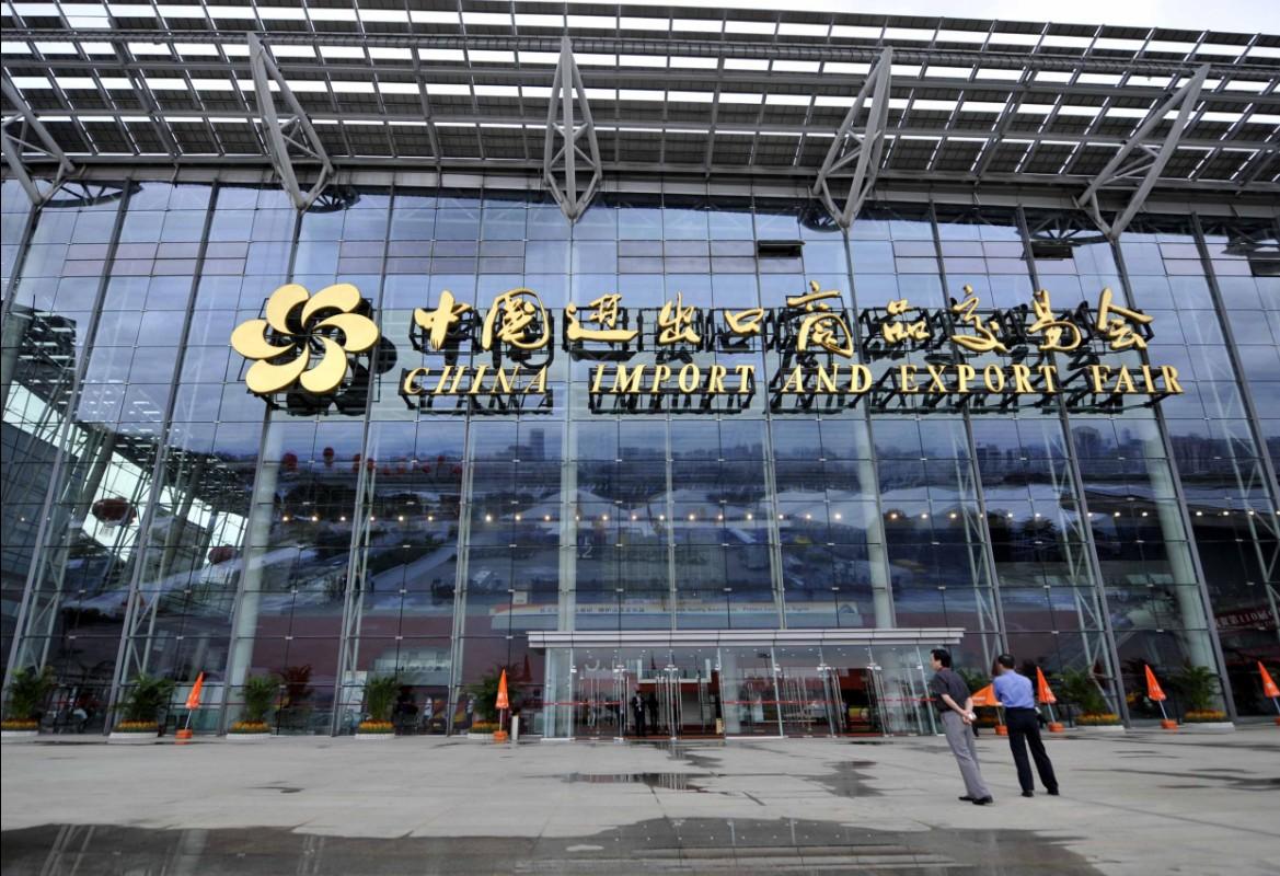 16th The Canton Fair -Jinan Ruijie Mechanical Equipment Co.,Ltd