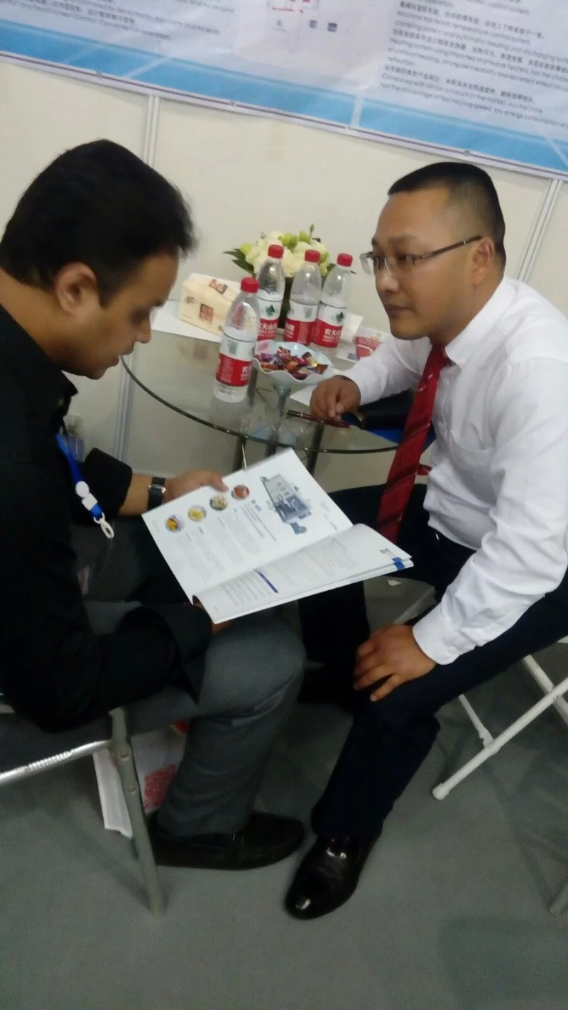 Technical discussion with Customer