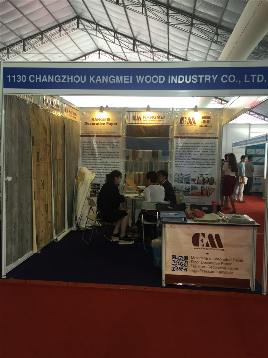 Vietnamwood 2015 Woodworking and Machinery Fair