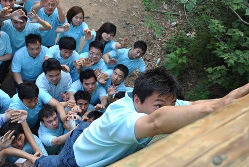 Team Building at Taihu Lake-1