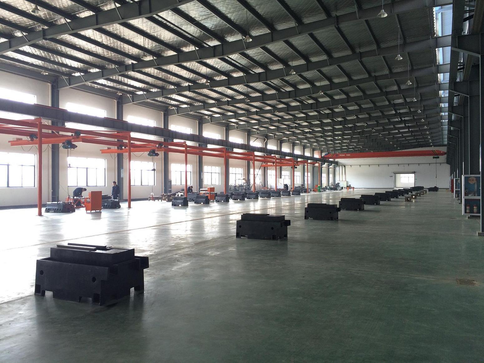 CNC Milling Machine Workshop 1