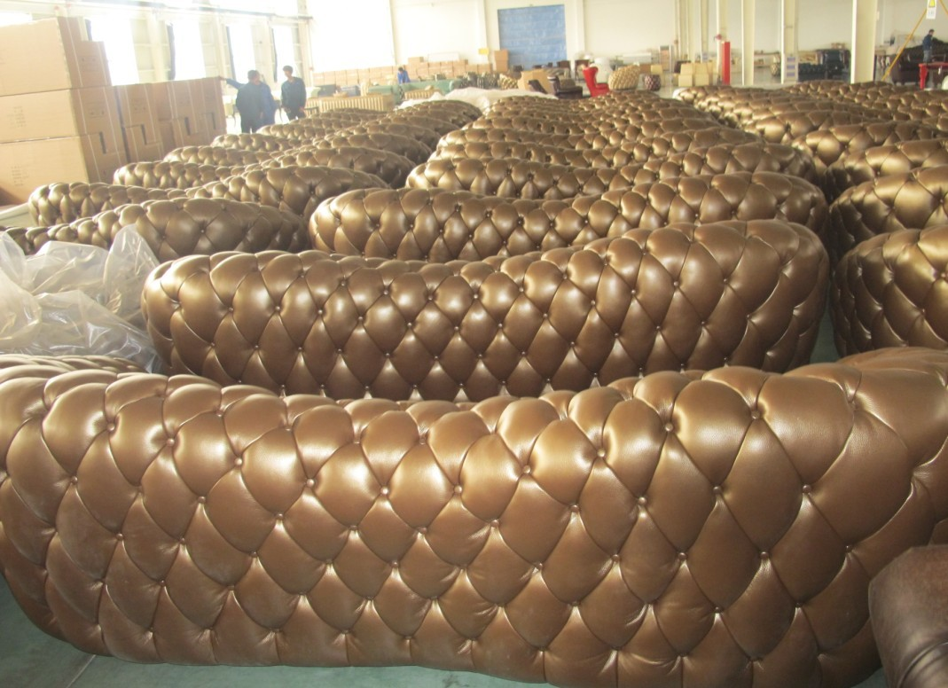 mass production in BONLIVING FACTORY
