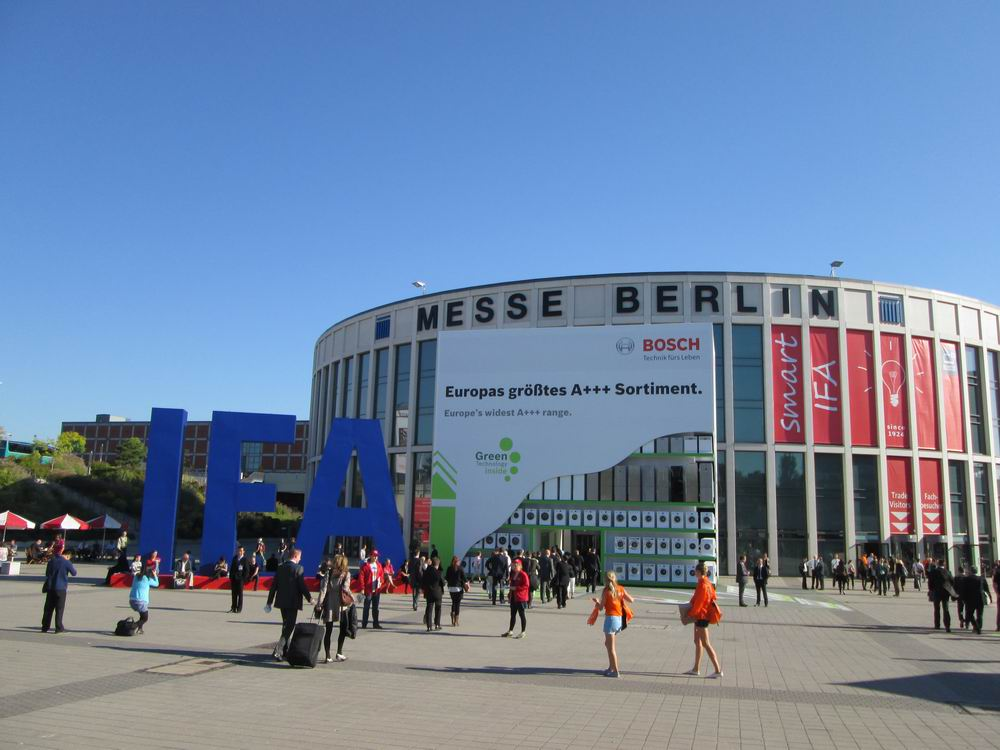 IFA FAIR IN GERMANY,2013