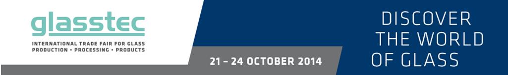 Glasstec Exhibition 2014