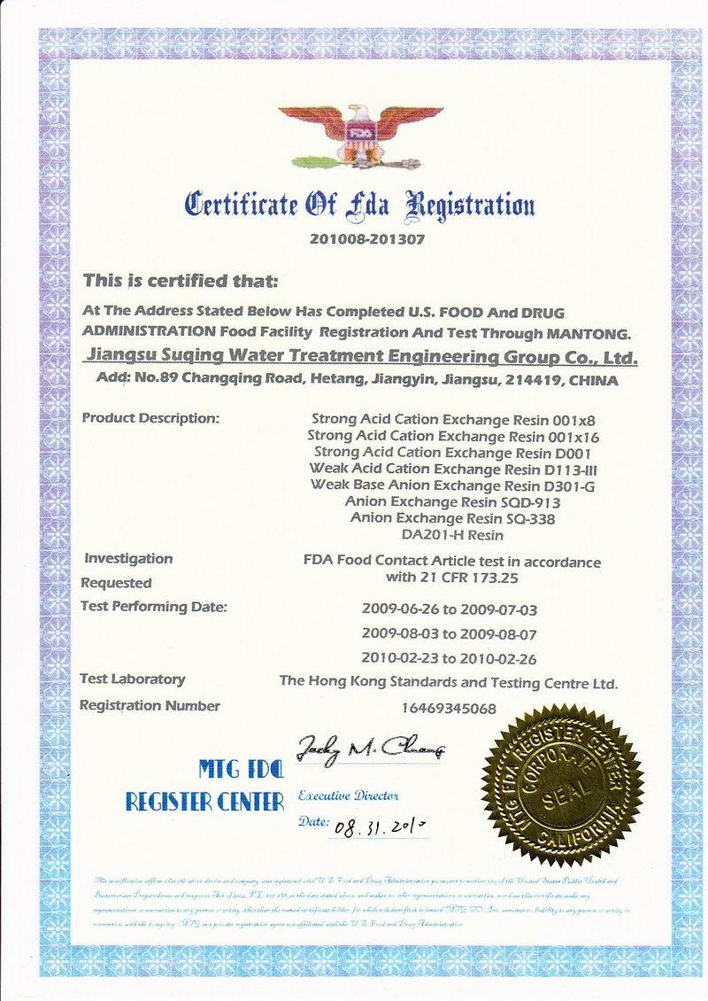 US FDA Registration - FDA Agent - FDA certificate