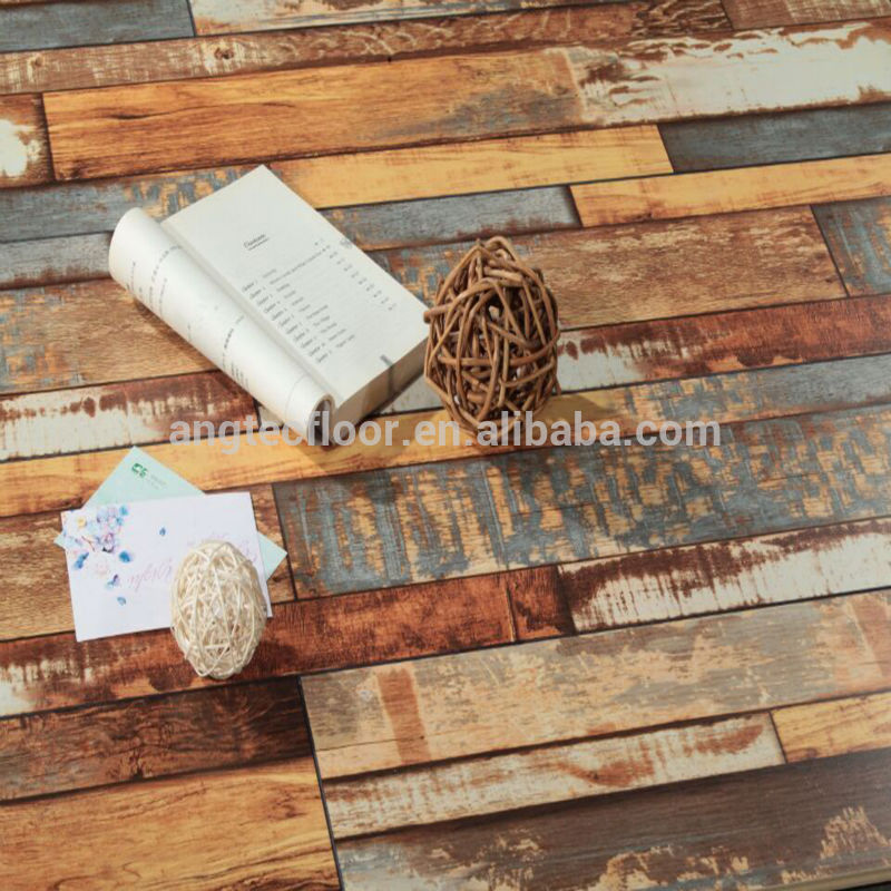 New colors of laminate flooring