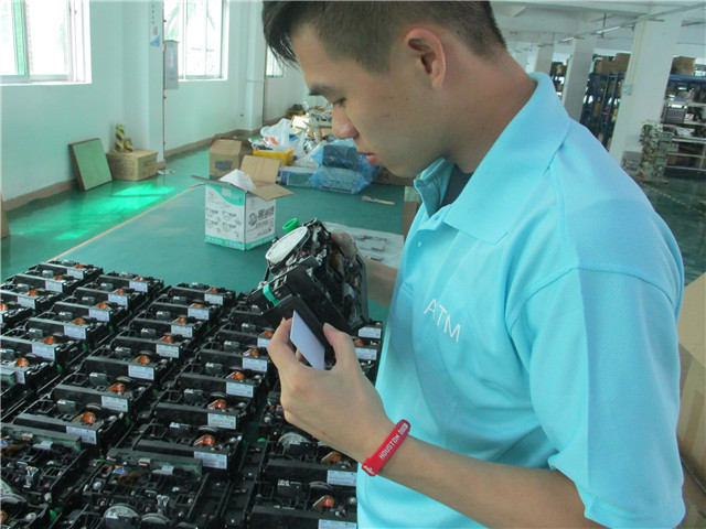 QC Inspecting