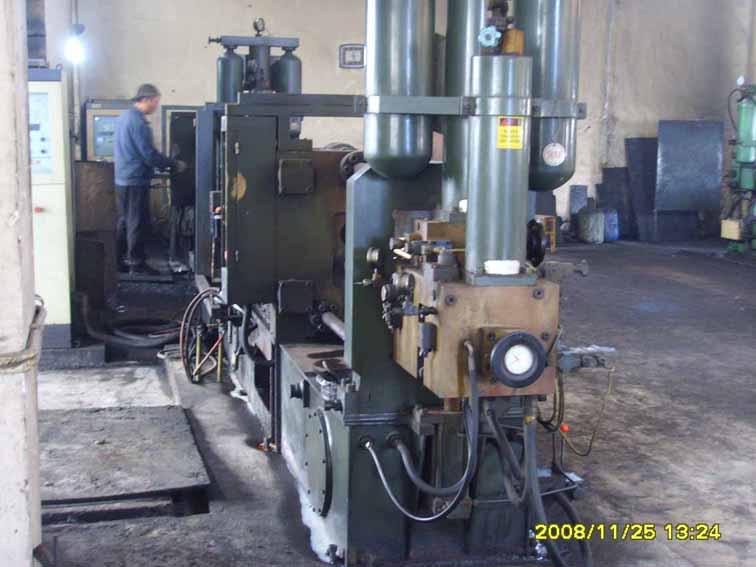 Die Casting Parts Machine Equipments