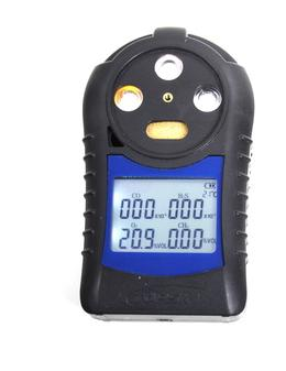 Portable multi-gas detector CD4