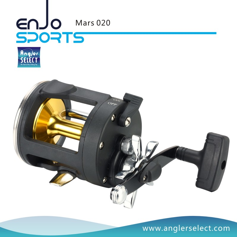 Mars 020 Trolling Fishing Reel