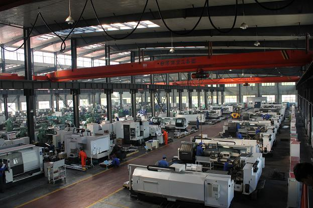 Machining Shop Overview