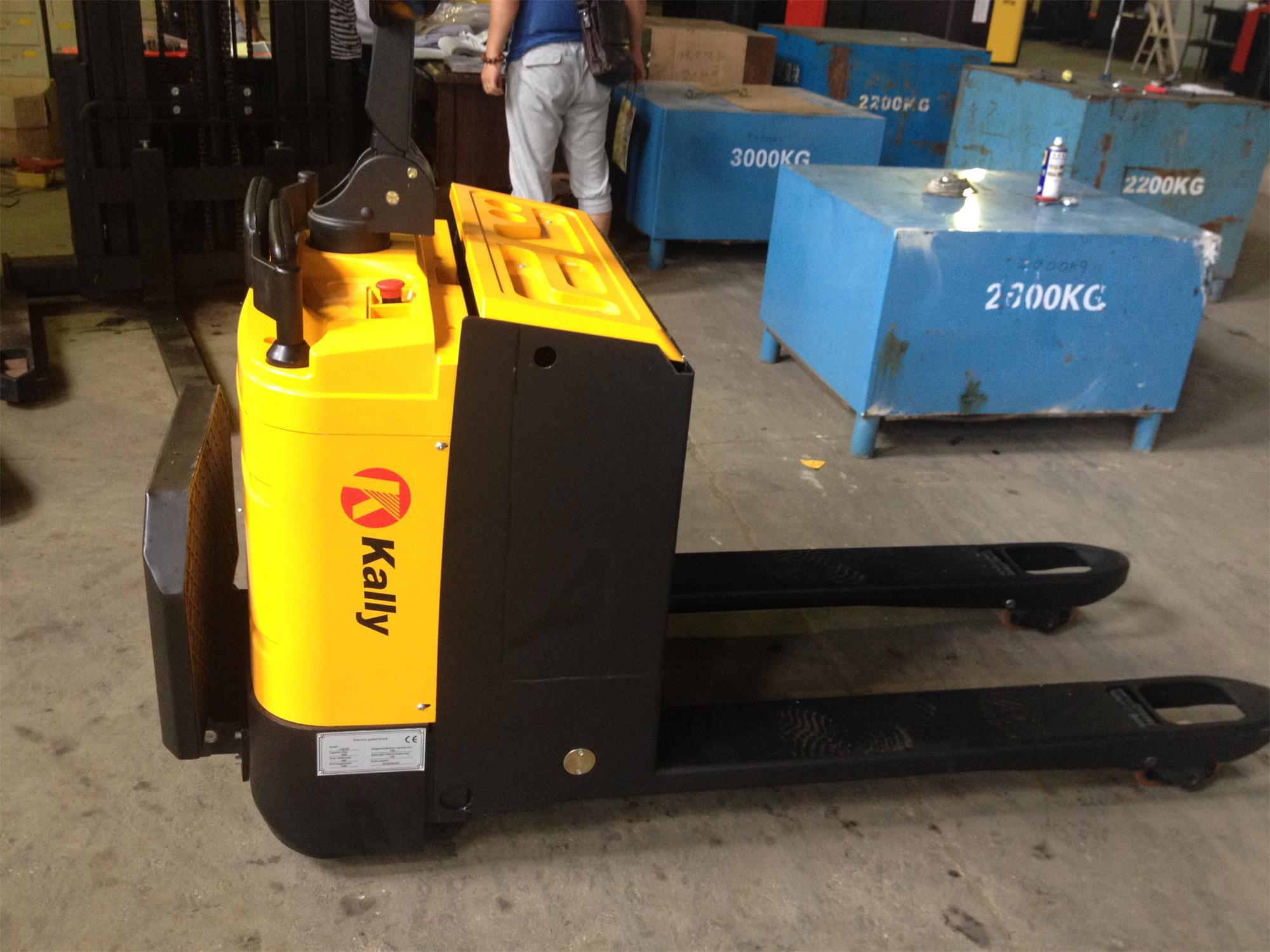 Kally Electric Pallet Truck