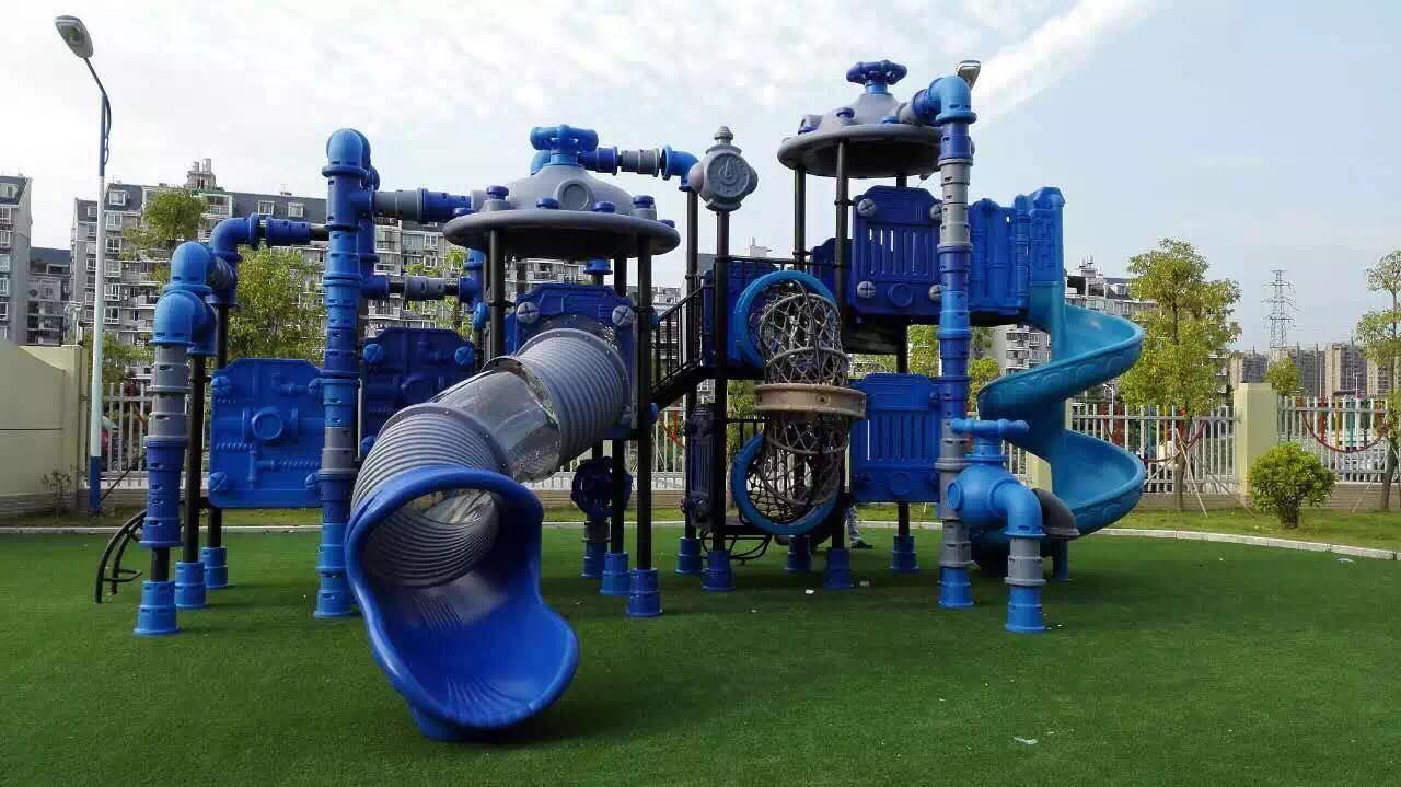 Mario Pipe Playground