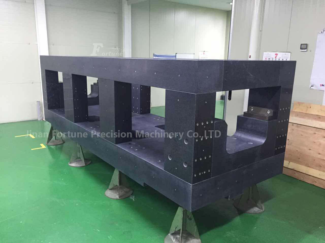 granite working base with high degree of accuracy