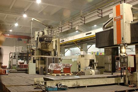 Machine Centers