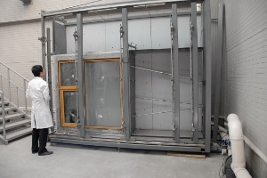 Quality Control:The testing for window system