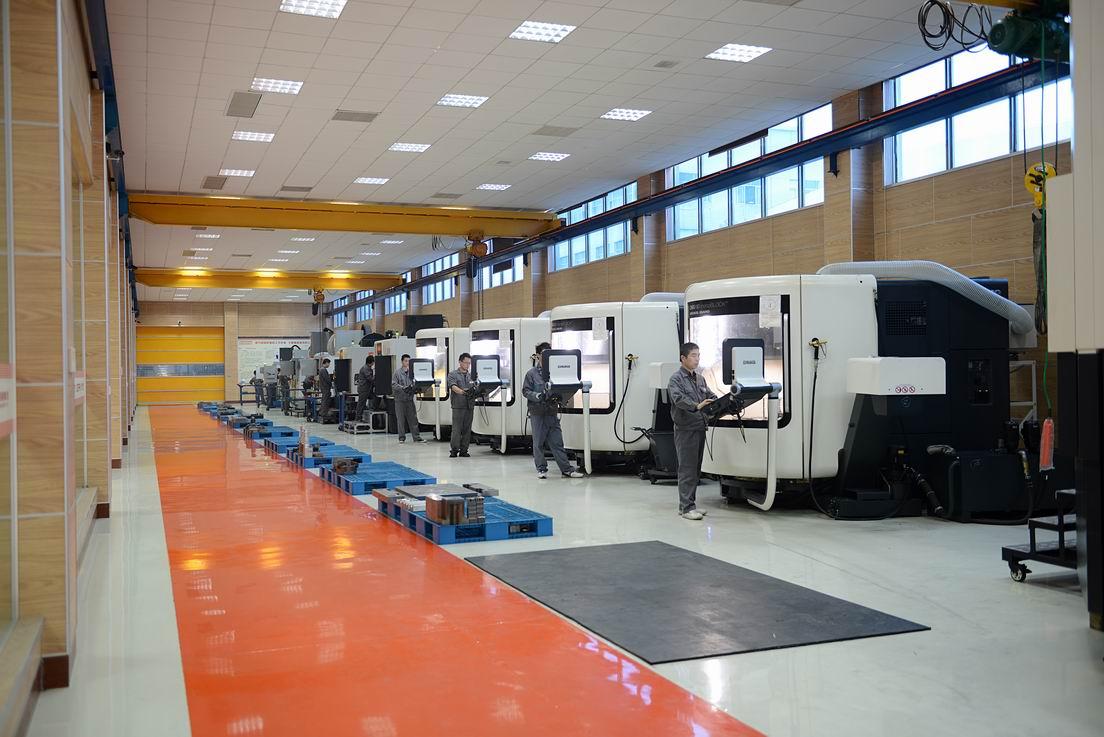 CNC Constant Temperature Workshop