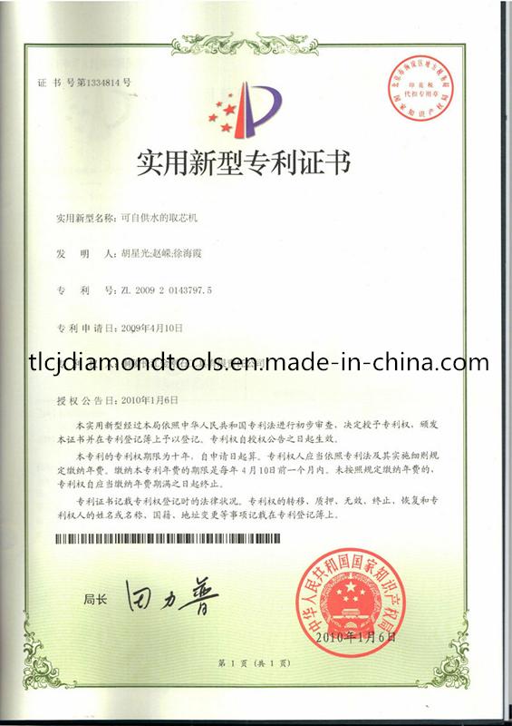 diamond tool patent 25