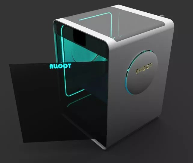 2017 We will be successful in developing a 3d printer,a best buys Desktop 3d printer,names KING.