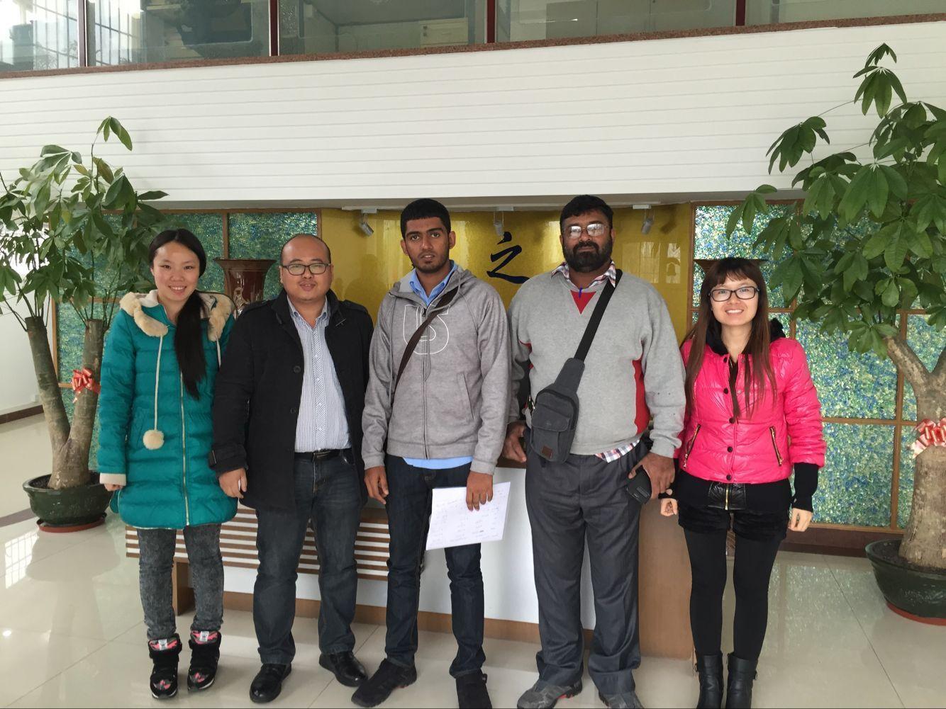 India Customer Visit