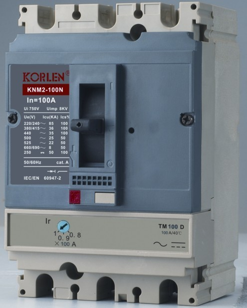 Moulded Case Circuit Breaker (KNM2 Series)