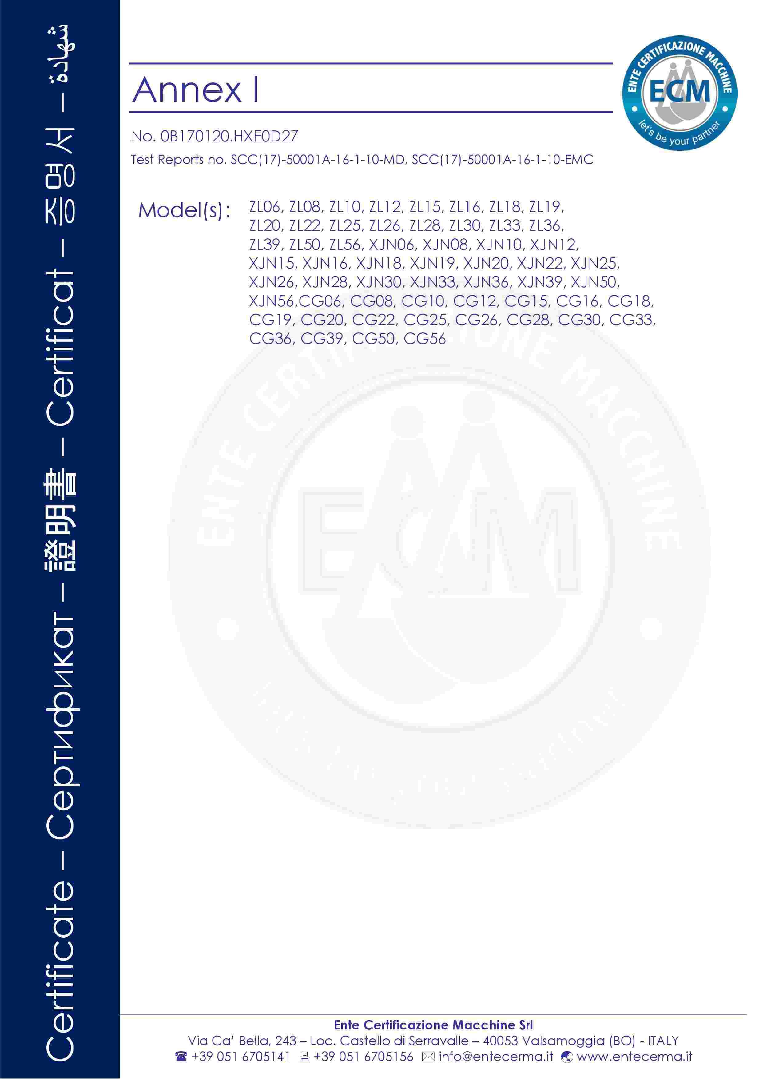 wheel loader CE