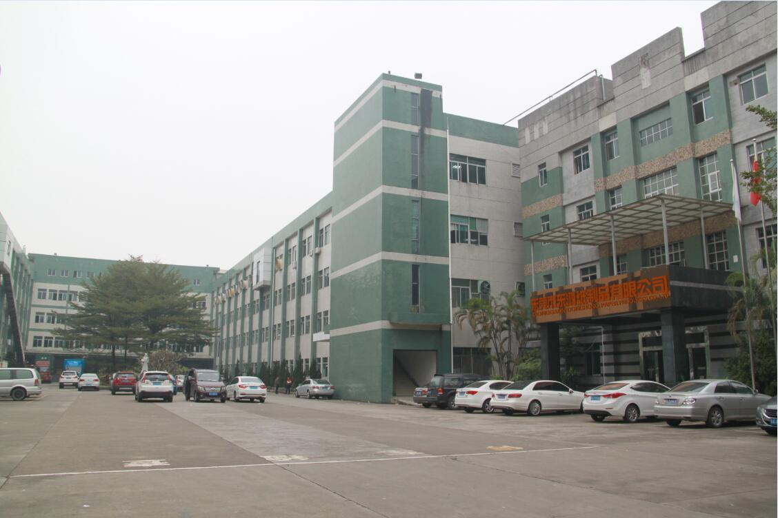 Donghong Factory Appearance