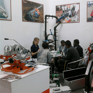 Ritmo Machine Exhibition
