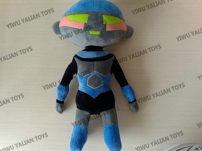 custom stuffed soft doll toy sample