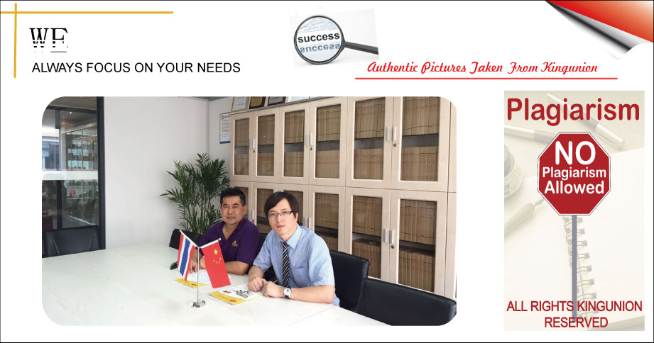 Customer From Thailand For Chocolate&Food Project