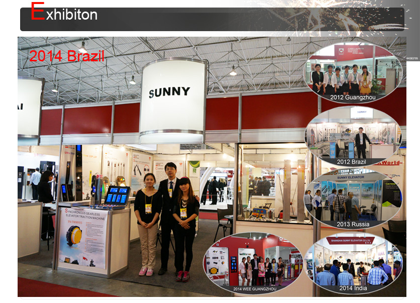 Brazil Exhibition in 2014