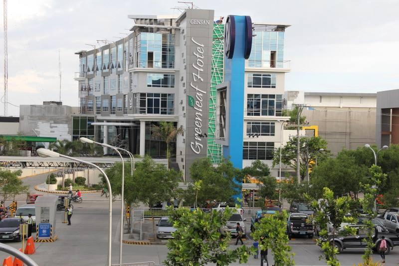 Gensan Greenleaf Hotel