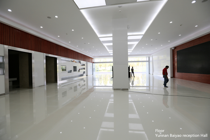 Yunnan Baiyao reception Hall