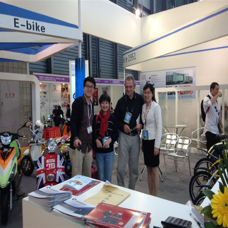 Shanghai International Bike Show In 2014