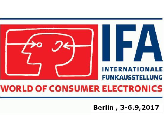 IFA Fair in Berlin, Germany