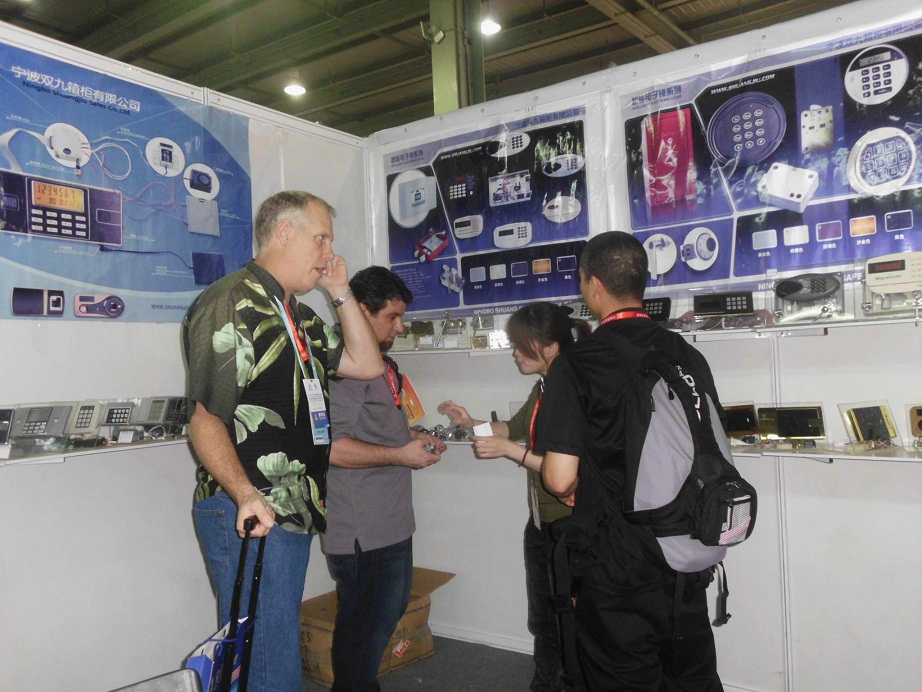 2012 international hardware exhibition in shanghai