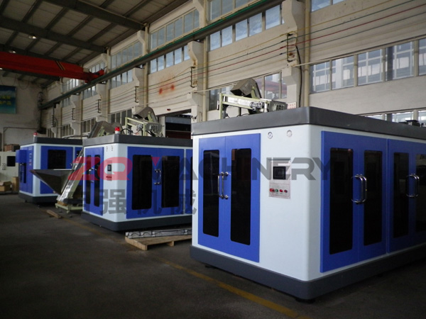Stretch Blow Molding Machine,Workshop2. ZQ Machinery