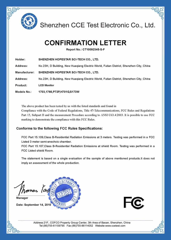 FCC of 17