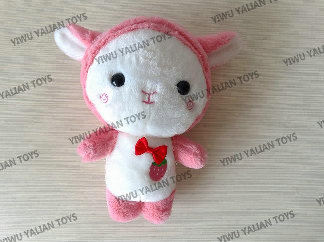 custom plush stuffed animal toy sample