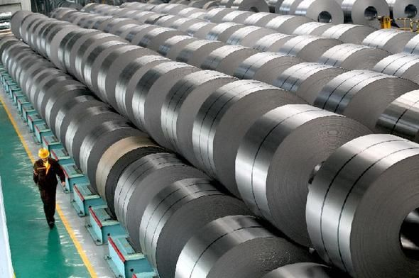 US FINDS CHINA STEEL PLATE IMPORTS INJURE AMEIRCAN INDUSTRY