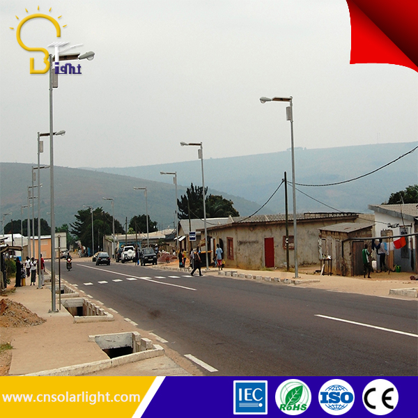 Benefits of Solar LED Street Lights & Solar LED Street Lighting System