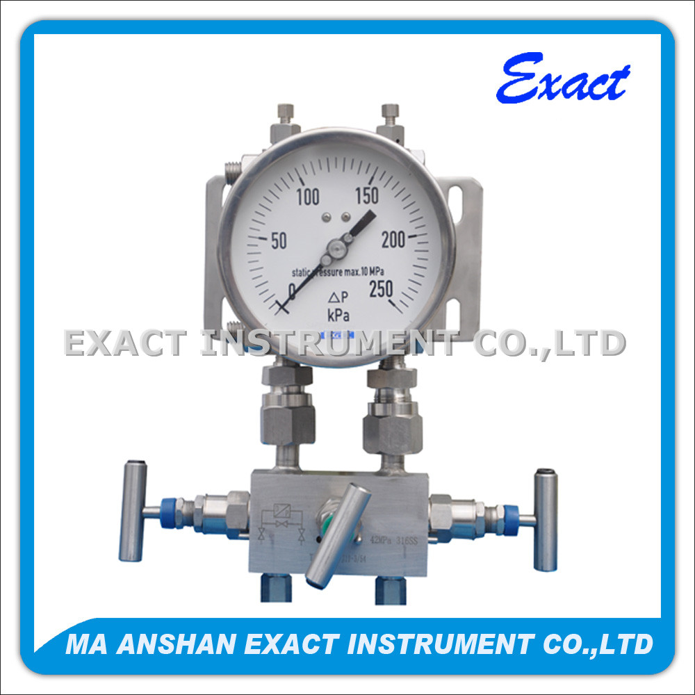 New product-differential pressure gauge