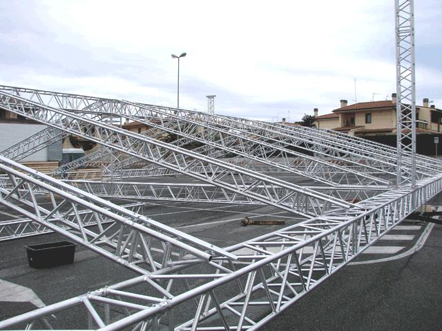 Most professional and reliable truss supplier in China