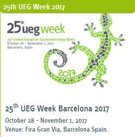 UEGW 2017(October 28 - November 1)