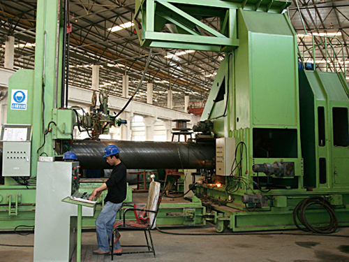Carbon Steel Welded Line 2