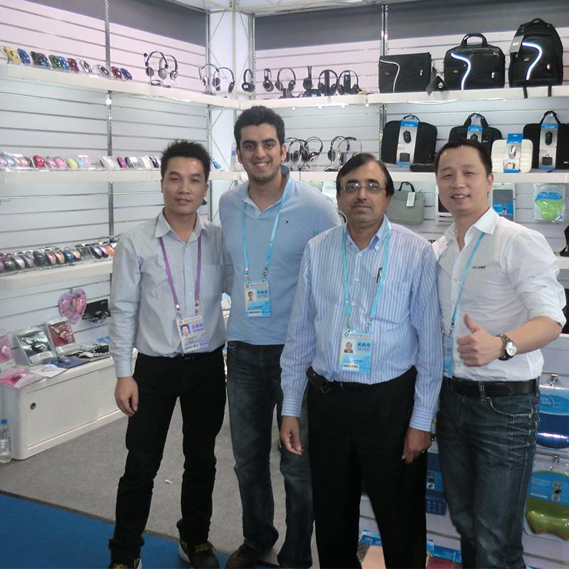 2011 SPLUS 109th Canton fair customer