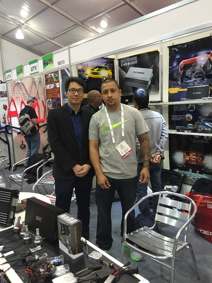2015 SEMA SHOW IN THE UNITED STATES OF AMERICA 4TH DAY