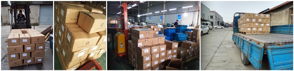 shipment/ delivery goods on time