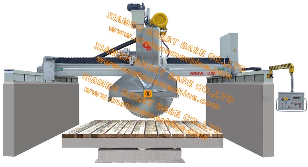 1200 Auto Bridge Saw
